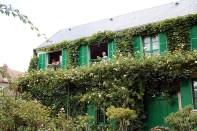 Casa de Monet em Giverny, Foto Fondation-Monet