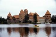 Castelo de Trakai, Lituânia, Europa Oriental