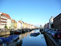 Dinamarca, Kopenhage, porto novo