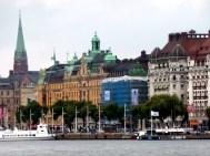 Suécia, Estocolmo, centro
