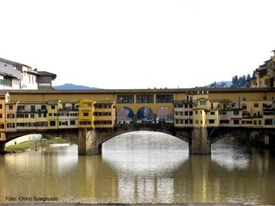 Ponte Vecchio, Florença, Itália - foto de Chico Spagnuolo