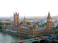 Inglaterra, Londres, Parlamento, foto Melina Castro