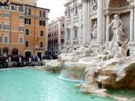 Itália, Roma, Fontana de Trevi