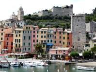 Itália, Porto Venera, na Riviera