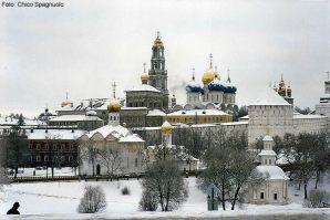 Moscou, a capital da Rússia, Europa Oriental