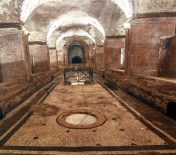 Termas de Caracala, em Roma