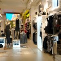 Tezenis, interior da loja, Roma