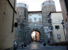 Lucca, na Toscana