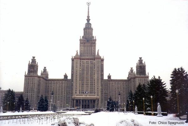 Universidade de Moscou, Rússia