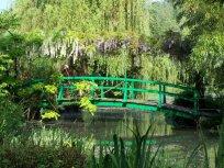 Ponte japonesa, Jardin de Claude Monet - fundation Monet