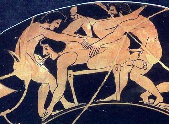 Arte erótica grega