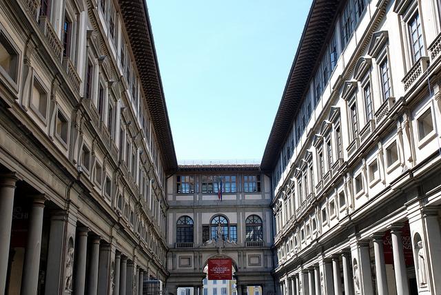 Gallerie degli Uffizi - foto de Tamara Polajnar - CC BY-NC 2.0
