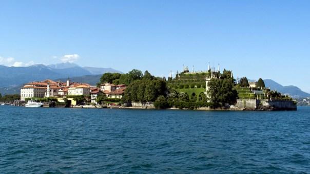 Isola Bella, Lago Maggiore, Lombardia. Foto Ed Webster CCBY
