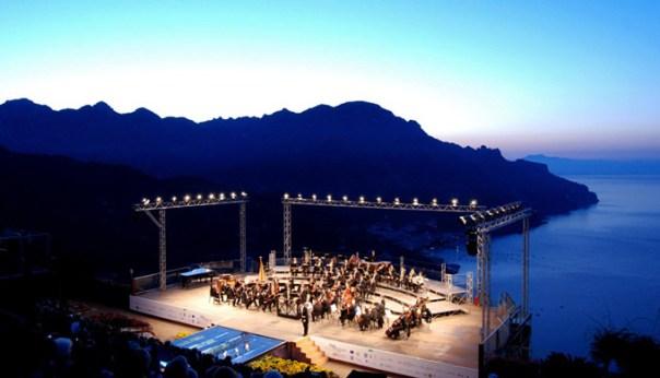 Concerto de Música em Ravello