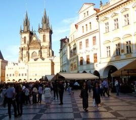 Centro histórico de Praga, Rep; Tcheca