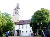 Igrejinha em Zurich