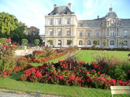 Jardin de Luxembourg, Paris