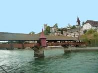 Lateral da Ponte da Capela
