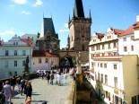 Praga, junto ao centro hitórico