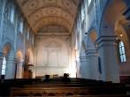 Predigerkirche, estranha igreja em Zurich, sem cruz nem altar