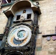 Relógio da Cidade Velha de Praga