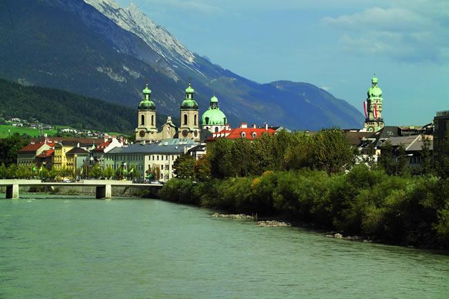 Rio inn, em Innsbruck, na Áustria