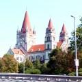 Viena, igreja