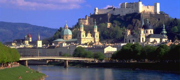 Salzburg, Áustria