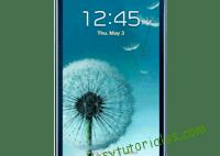 Samsung Galaxy SIII Manual de usuario PDF español