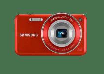Samsung ST95 manual usuario pdf camara compacta