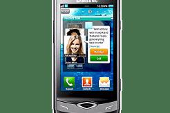 Samsung Wave S8500 manual guia usuario smartphone gama alta