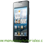Manual de usuario Huawei Ascend P1 PDF Español