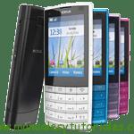 Nokia X3-02 Manual de usuario PDF español