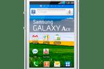 Samsung Galaxy Ace   Manual de usuario pdf español
