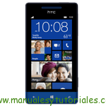 HTC Windows Phone 8S manual pdf master desarrollo aplicaciones accesorios htc