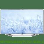 Samsung ES8000S Manual de usuario PDF español