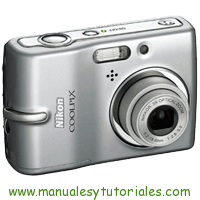 Nikon Coolpix L10 Manual de usuario en PDF Español