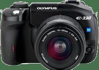 Olympus E-330 Manual de usuario en PDF Español