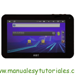 AIRIS OnePAD 725 accesorios android