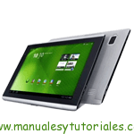 Manual usuario PDF Acer Iconia A501