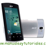 Acer Liquid MT Manual de usuario en PDF Español acer store