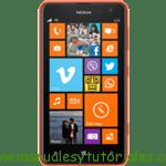 Nokia Lumia 625 | Manual de usuario PDF español