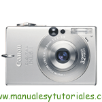 Canon Digital IXUS II S manual usuario pdf español