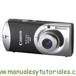 Canon Digital IXUS i zoom manual usuario pdf