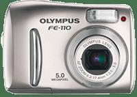 Olympus FE-110 Manual de usuario en PDF Español