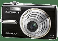 Olympus FE-300 Manual de Usuario PDF