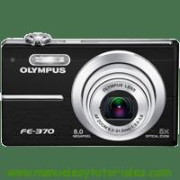 Olympus FE-370 Manual de usuario en PDF Español