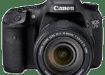 Canon EOS 7D   Guía y manual de usuario en PDF español