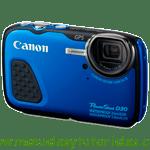 Canon PowerShot D30 | Guía y manual de usuario en PDF español