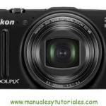 Nikon Coolpix S9500 | Manual y guía de usuario en PDF Español